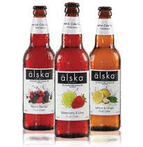 Scandinavian fruit cider brand, älska, wins 2% market share in the UK since 2013 launch