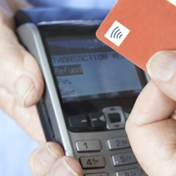 Barclaycard data shows almost half of people prefer to pay using contactless technology
