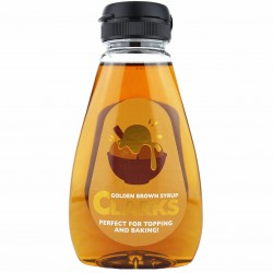 British-based syrup producer, Clarks, launches new baking product, Golden Brown Syrup