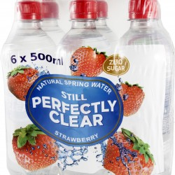 British flavoured-water brand, Perfectly Clear, celebrates 20th birthday