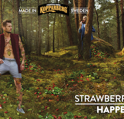Swedish fruit cider, Kopparberg, launches £5m summer marketing campaign