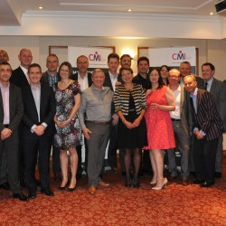 One Stop leadership team celebrates new skills with CMI qualifications