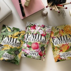 Leading 'better for you' snack brand, Emily Fruit Crisps, now available at Holland & Barrett and Ocado