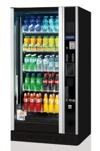 New point and vend technology