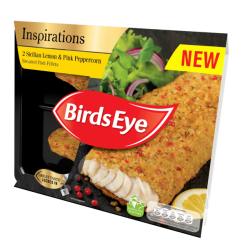 "Birds Eye launches ""breakthrough"" coated fish NPD"