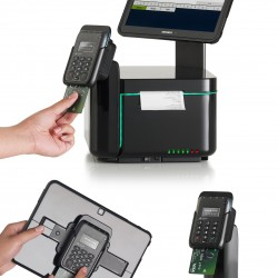 Unique Secure launches five in one, intelligent, modular, self-diagnostic, brandable, tablet point of sale