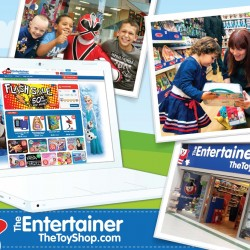Entertainer Toy Shop rolls out mobile devices and a paperless click & collect solution