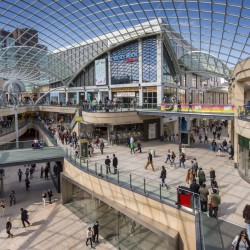 Landsec celebrates five years of Trinity Leeds and revitalized city centre