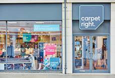 Carpet specialist, Carpetright,  launches four new concept stores