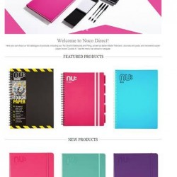 Stationery brand, Nuco International, launches new e-commerce site