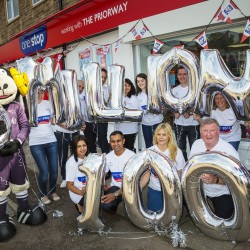 One Stop Franchise reaches milestone with opening of 100th store