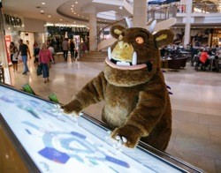 Gruffalo to take a stroll through Bluewater in new interactive experience