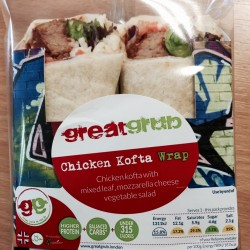 Food-to-go brand Great Grub goes nationwide in Boots listing