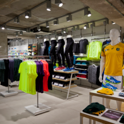 ASICS opens first performance store in Paris featuring brand-new retail design concept
