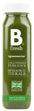 B.Fresh, the cold pressed British juice brand, announces Asda listing