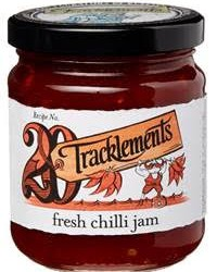 Condiment brand, Tracklements, unveils new brand design