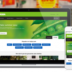 New, responsive design reduces bounce rate at asda.com by 37%