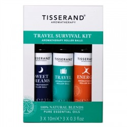 Essential oils brand, Tisserand, takes to the skies with Aromatherapy Roller Balls