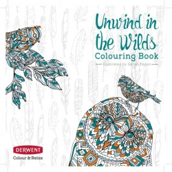 Artist materials manufacturer, Derwent, ties with Keswick illustrator on new colouring book