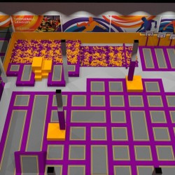 Gravity Trampoline Parks to take a 22,926sq ft site at Lockmeadow Leisure Complex, Maidstone