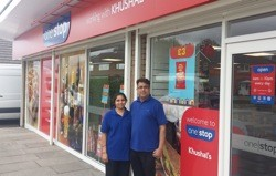 One Stop franchisee marks first anniversary year and trebles store size