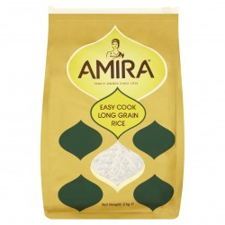 Premium rice brand, Amira, wins three listings in Morrisons and launches marketing campaign