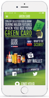 New money-saving app rewards sports fans
