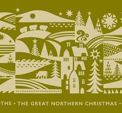 Booths promises to deliver definitive 'Great Northern Christmas' in 2015 Christmas Book