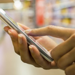 Mobile shopping will be worth as much as the sales in 30,000 stores by 2019, Webloyalty research reveals