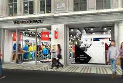 The North Face to open flagship store on Regent Street