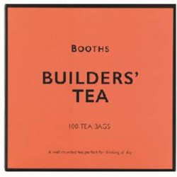 Booths launches own, special blend of Builders' Tea