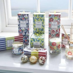 Seasalt Cornwall partners with Heyland & Whittle to launch home fragrance and body range