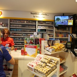 BrightSign network boosts Shell non-fuel sales in Turkey