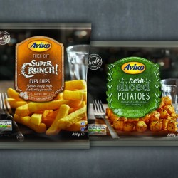 Foodservice potato products supplier, Aviko, launches retail range