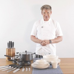 TCC launches Gordon Ramsay Gourmet products to reward loyal shoppers in retailers' in-store campaigns