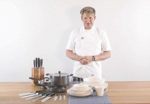 New Gordon Ramsay range from TCC
