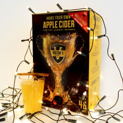 Taste Victory: Victor's Drinks brings the party with world's first 48-hour cider and ale-making kits