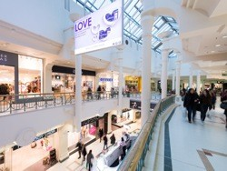Royal Victoria Place secures flurry of new signings on back of sales growth