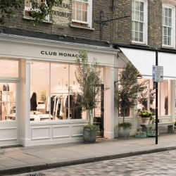 International lifestyle brand, Club Monaco, opens at Seven Dials