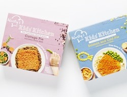 Free from children's ready meals range, Kirsty's Kids' Kitchen, launches in UK