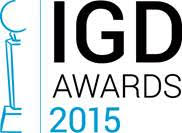 Food and grocery industry applauds success at IGD Awards