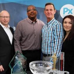 UK-based technology firm, PXtech, welcomes visitors from world headquarters of SUBWAY