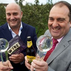 Double Win for West Country as Wyke Farms and Thatchers Cider scoop IGD Awards