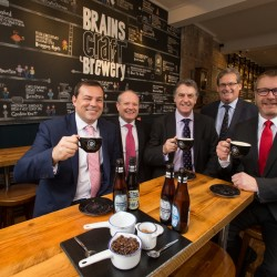 SA Brain to invest in pub portfolio and expand coffee business with support of £85m funding package