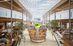 IKEA Centres Russia reveals phase one of major food court investment