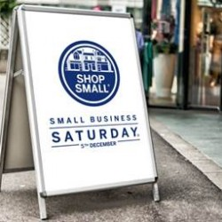 Small Business Saturday is returning to UK for third year on 5 December 2015