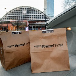 Amazon expands Prime Now service in Manchester and surrounding areas
