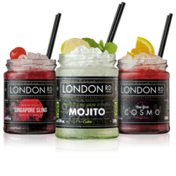 Global Brands launches Ready to Serve (RTS) cocktail brand London Rd