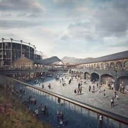 King's Cross given the go-ahead for Heatherwick-designed Coal Drops Yard