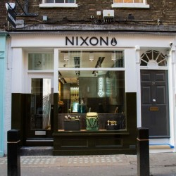 Premium watch and accessories brand, Nixon, opens London flagship at Seven Dials